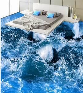Aliexpress.com : Buy Photo floor wallpaper 3d stereoscopic ...