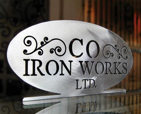 custom ornamental iron works adds water jet cutting