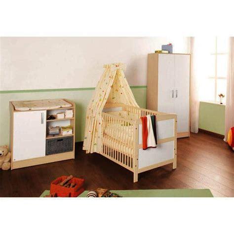 chambre bébé complete evolutive chambre bébé complète florian en bois d 39 érable