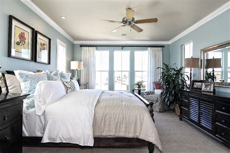 7 Fresh Blue Master Bedroom Ideas  Mosca Homes