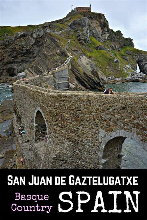 Travel In Basque Country San Juan De Gaztelugatxe Spain