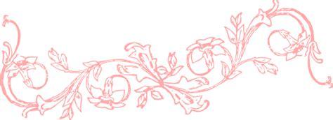 peach flower frame clip art  clkercom vector clip art