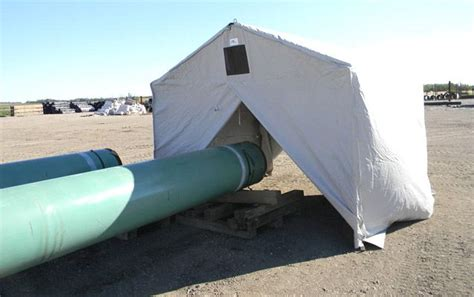 pipe welding rigs home welding tents oil rig tarps
