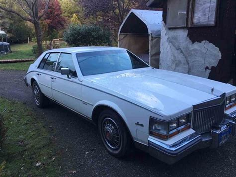 1981 Cadillac Seville For Sale