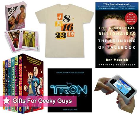 christmas gift and present ideas for geeky guys popsugar