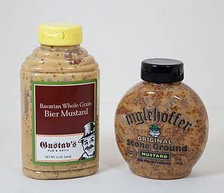 german mustard german mustard condiments spices pinterest