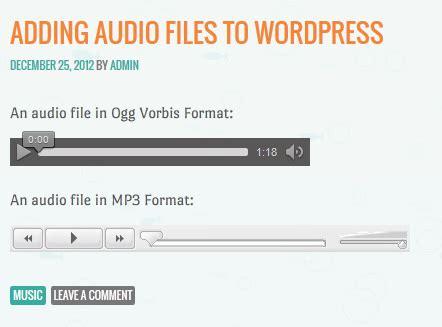 menambahkan file mp  wordpress teknoherecom