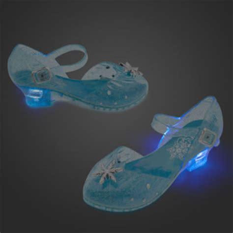 elsa light up shoes elsa light up costume shoes for kids frozen