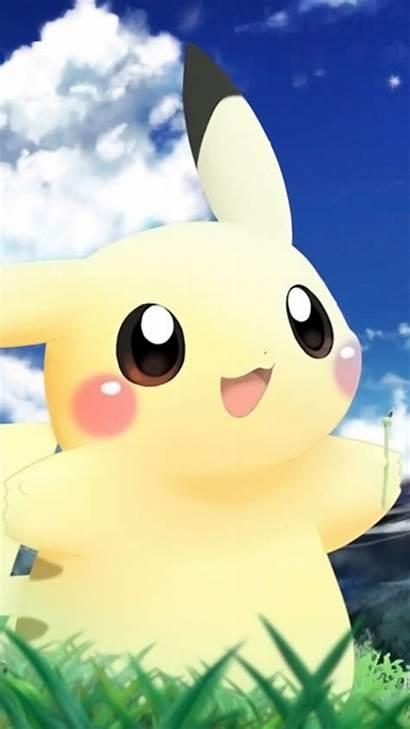 Pokemon Pikachu Backgrounds Iphone Wallpapers Samsung Wallpapersafari