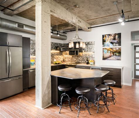 spectacular industrial kitchen designs