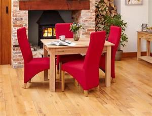Baumhaus Mobel Oak Dining Table 4 Seater Casamo Love