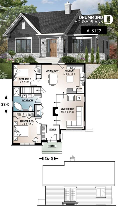 Pin by kirstin cooper on House ideas Ranch style house
