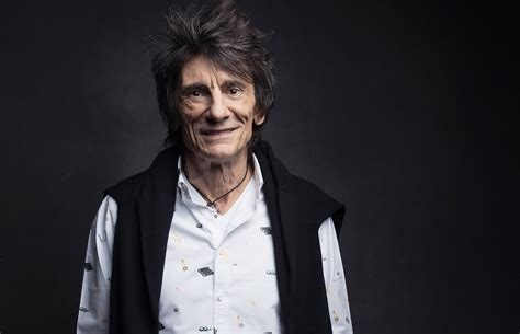 Ronnie Wood Wants The Stones To Keep Rocking 'til They