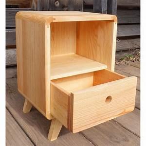Table De Chevet Fly : table chevet bois ~ Teatrodelosmanantiales.com Idées de Décoration