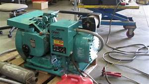 Onan Mcgraw 4 0 Rv Genset Gas Generator 4 0bfa 4000 Watt