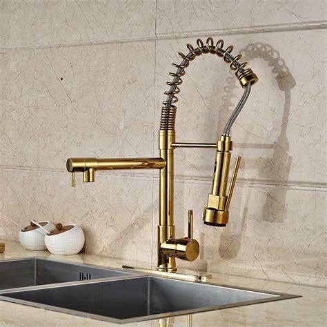 gold kitchen sink faucet 28 kitchen gold faucet kitchen kitchen kitchen