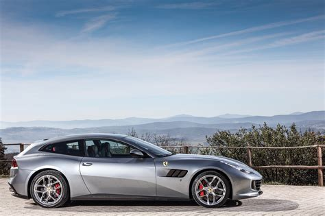 A new way to experience your journey: First Drive: 2018 Ferrari GTC4 Lusso T   Automobile Magazine