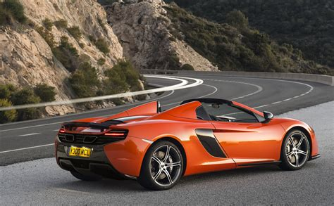 2015 Mclaren 650s Spider Photos, Specs And Review Rs