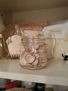 Dekorieren Im Shabby Look : shabby chic teelicht shabby chic vintage gl ser jars dekoration pinterest shabby chic ~ Markanthonyermac.com Haus und Dekorationen