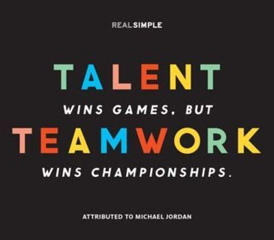 Inspirational Quotes About Teamwork Sports