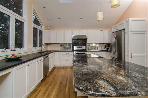 honed absolute black granite saturnia granite