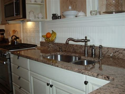 beadboard backsplash ideas   stunning kitchen room