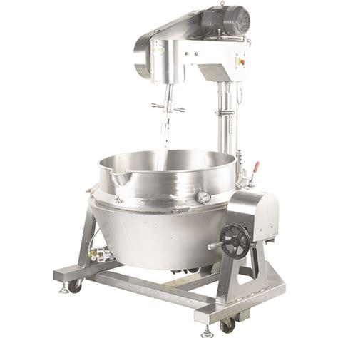 mixer cooking msm kitchen equipment 280l 80l 160l