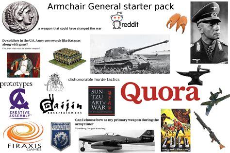 Armchair General by Armchair General Starter Pack Starterpacks