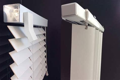 flipflic solar powered smart window blinds controller