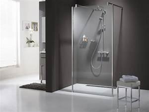 Paroi Vitrée Douche : 7 id es pour am nager une douche pratique et fonctionnelle ~ Zukunftsfamilie.com Idées de Décoration