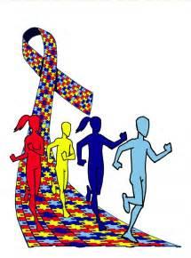 Autism Awareness Clip Art