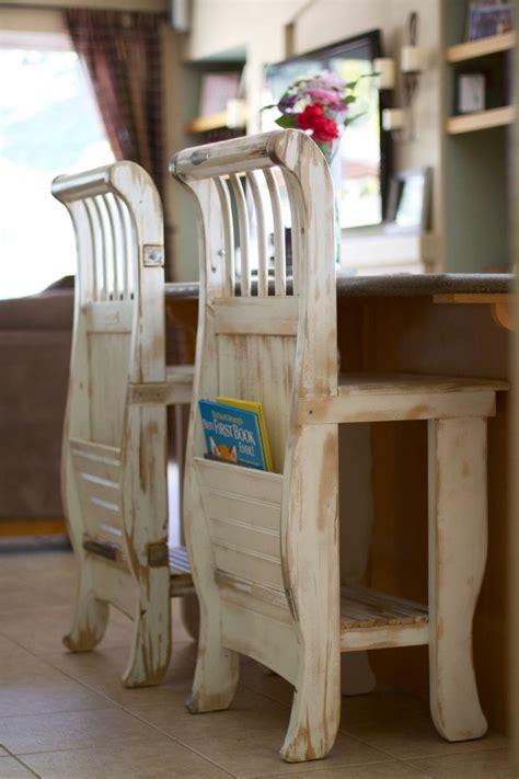 shabby chic cribs custom quot shabby chic quot crib stools by thecarpenterant custommade com