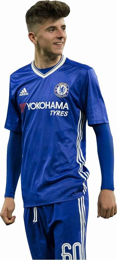 Mason Mount Render Chelsea Kit Footyrenders Football