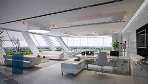 Innovative and unique office space design amazing tips for Unique office spaces