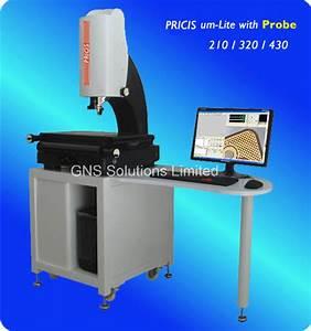 China 3d High Precision Manual Video Measuring System  Um