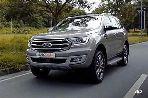 Facelifted 2020 Ford Everest – First Drive Impressions | Autodeal Philippines