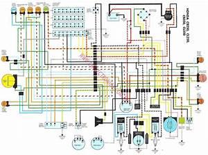Cb350 Wiring Diagram Unique