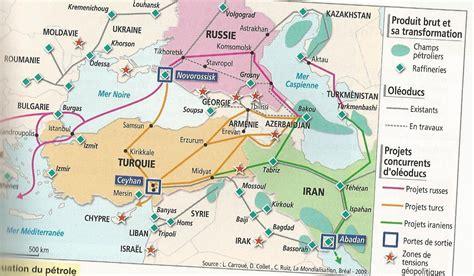 les les a petrole petrole au moyen orient arme et enjeu eclats de guerre