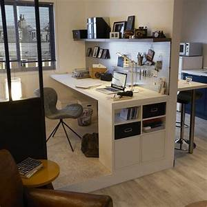570 best bureau office images on pinterest bedrooms With couleur mur bureau maison 16 deco abattant wc