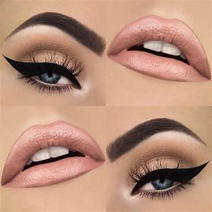 6 Gorgeous Eye & Lip Looks from Makeup Thang - Ellie Wilde
