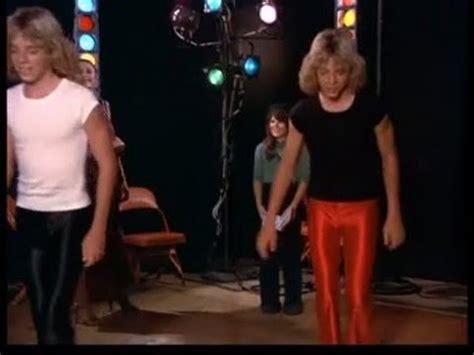 woman episode featuring leif garrett  spandex