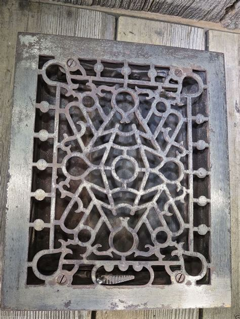 Used Floor Furnace Grates by 1000 Images About Heating Register Grates On