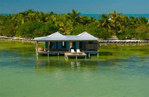 Five Overwater Caribbean Bungalow Hotels