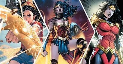 Wonder Woman Costumes Comic Amazonian Which Fashionista