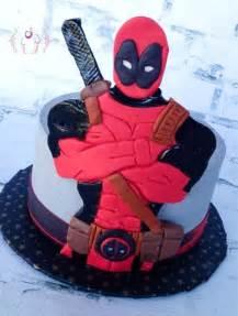 cool wedding cake toppers deadpool cake ideas deadpool themed cakes crustncakes