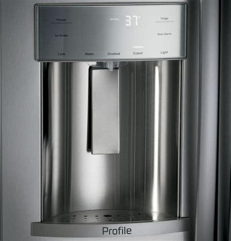 psbyskss ge profile  built  side  side refrigerator stainless steel