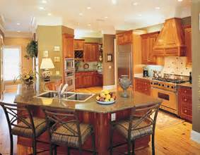 big kitchen house plans selecting the right kitchen sink the house designers