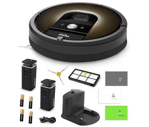 irobot roomba  automatic robotic vacuum cleaner