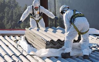 remove asbestos products   home
