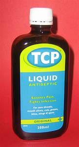 TCP (antiseptic) - Wikipedia
